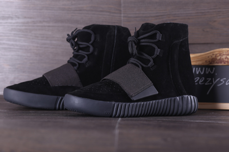 Best Version Yeezy 750 Boost All Black Confirmed Exact In Stock Version
