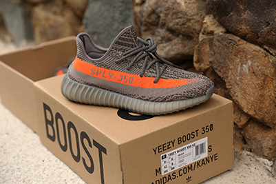 Best Quality Yeezy Boost 350 V2 Steel Grey Beluga Color Correct Version In Stock