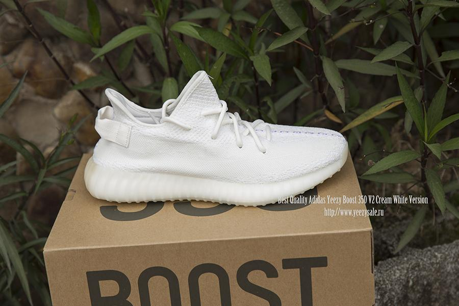 Best Quality Yeezy Boost 350 V2 Cream White Version Sale