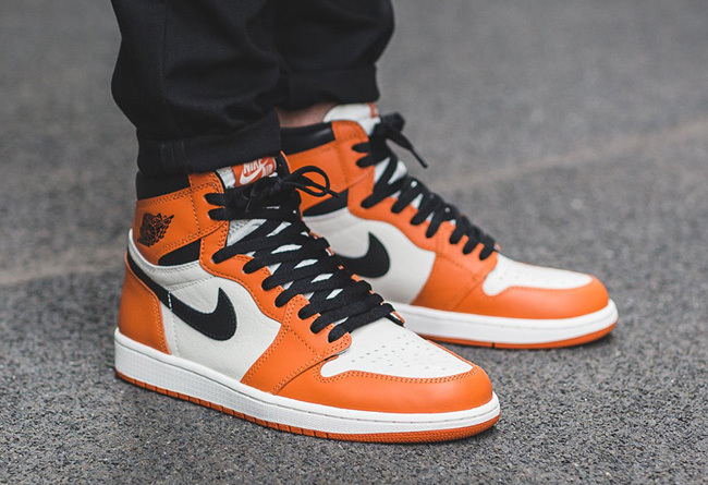 Authentic Air Jordan 1 Reverse Shattered Backboard
