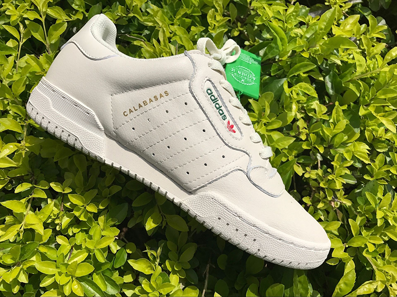 Yeezy x Originals Calabasas Powerphase White Better Material
