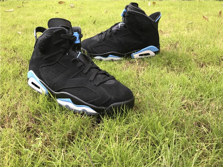 Authentic Air Jordan 6 University Blue For Sale