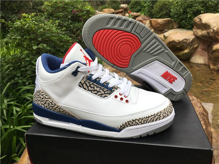 Air Jordan 3 OG True Blue Best Version Sale