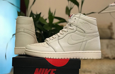 Air Jordan 1 Retro High OG 555088-114 White Sale