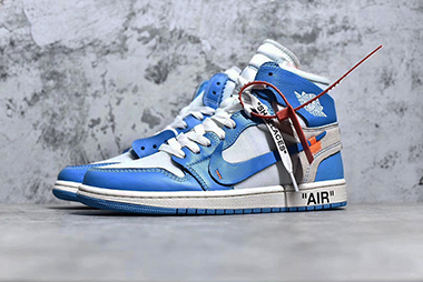 Air Jordan 1 Off White AJ1 OW AQ0818-148