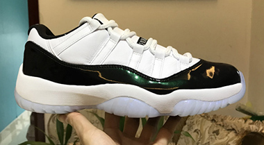 AIR JORDAN 11 Low Emerald 528895-145