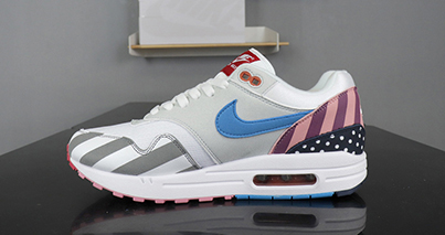 Piet Parra x Nike Air Max 1 White Multi Patterns Colorway Good Version