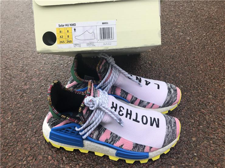 Pharell Williams x SolarHu NMD Runner Trail Solar Pack BB9531 Sale