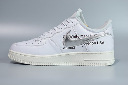 Off-White Nike Air Force 1 Low ComplexCon AO4297-100 Best Version Released