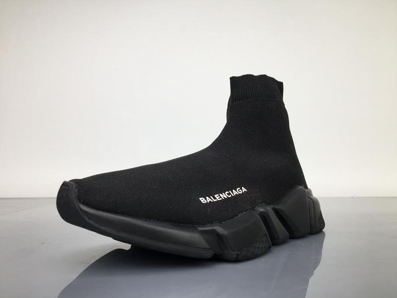 Balenciaga Speed Runner All Black In Stock