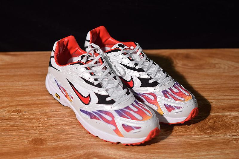Supreme x Nike Zoom Streak Spectrum Plus Perfect Version