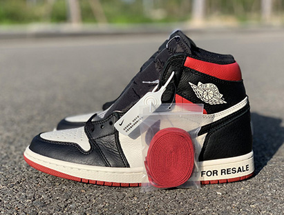 Air Jordan 1 Retro High OG NRG Not For Resale Perfect Version Sale