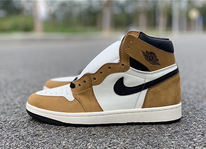 Air Jordan 1 Retro High OG Rookie of the Year Release Perfect Version