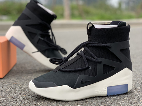 Air Fear of God 1 Black Perfect Version Released