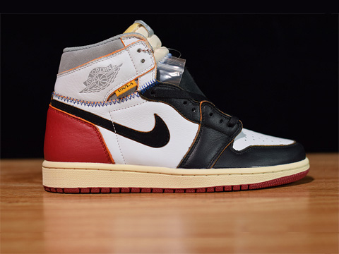 Union x Air Jordan 1 Retro High OG NRG Perfect Version Sale