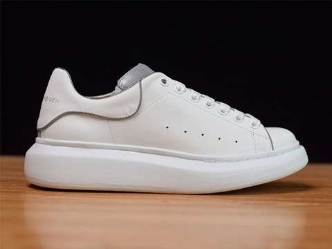 Fashion Shoe White 3M Reflective 1007