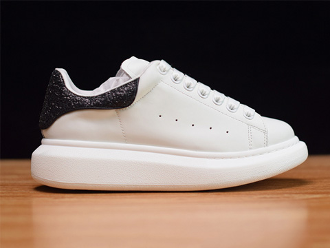 Fashion Shoe White Black 1010