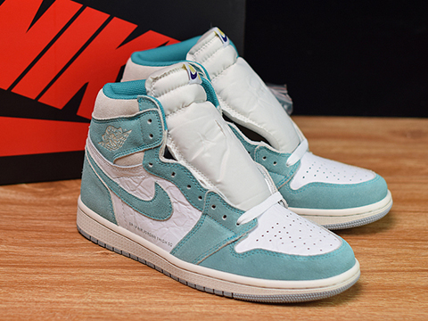 Air Jordan 1 High OG Turbo Green Released