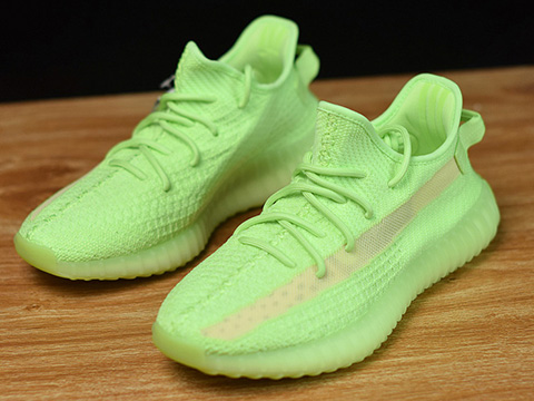 Yeezy Boost 350 V2 Glow in the Dark Perfect Quality Released
