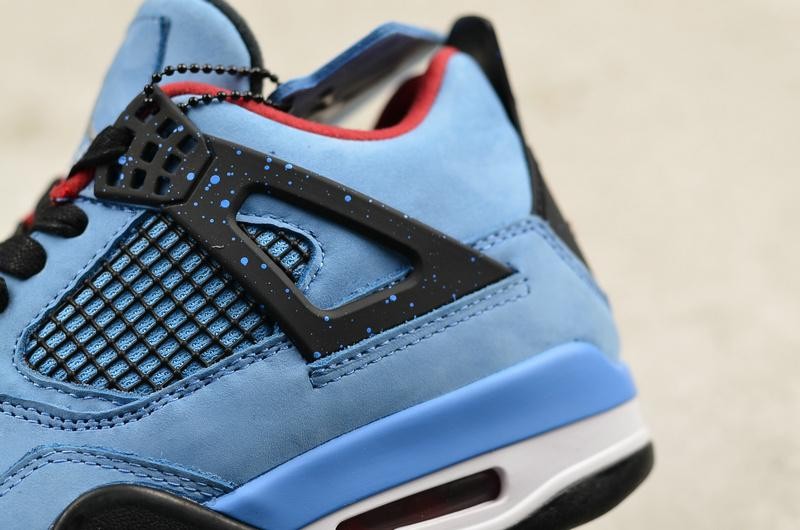 Air Jordan 4 Retro Travis Scott Cactus Jack For Sale