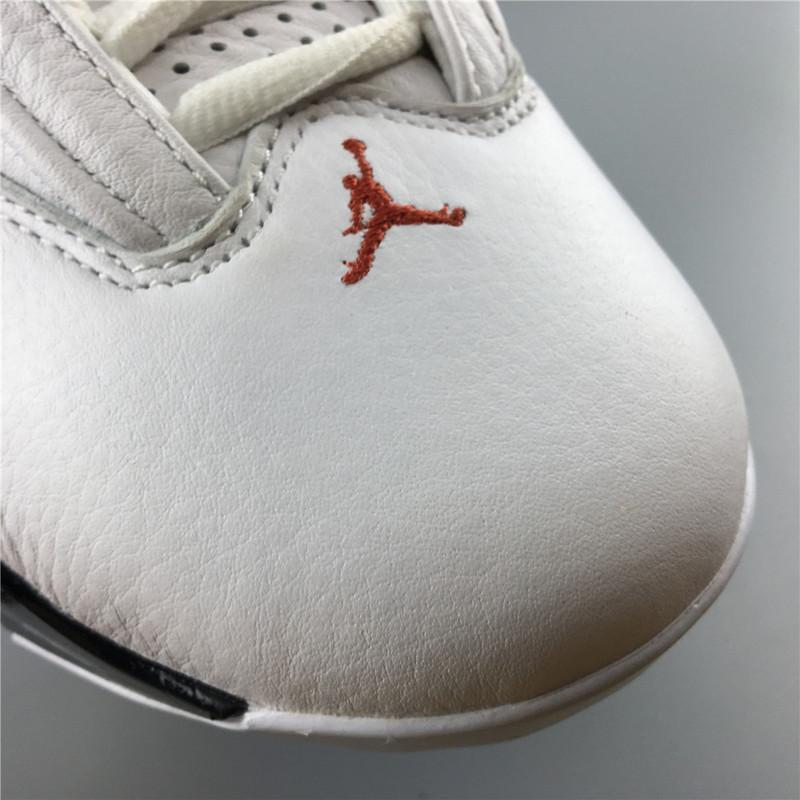 Supre- x Air Jordan 14 White University Red Online Sale