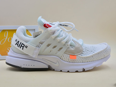Off-White x Presto OW 2 AA3830-100 For Sale