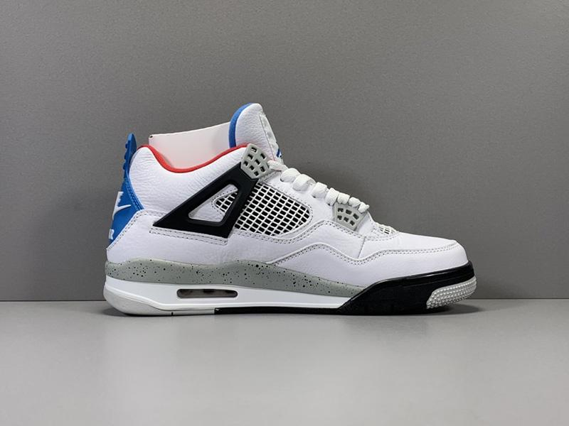 Air Jordan 4 Retro What The CI1184-146 White Sale