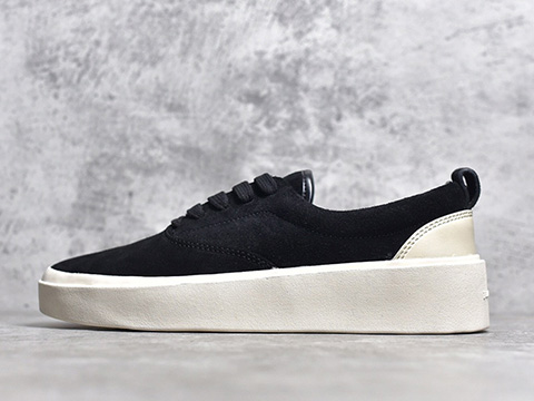 Fear of god Fog Collections Low Top Sneaker Black Sale