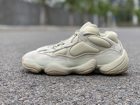 Yeezy 500 Stone High Quality Version FW4839 Released