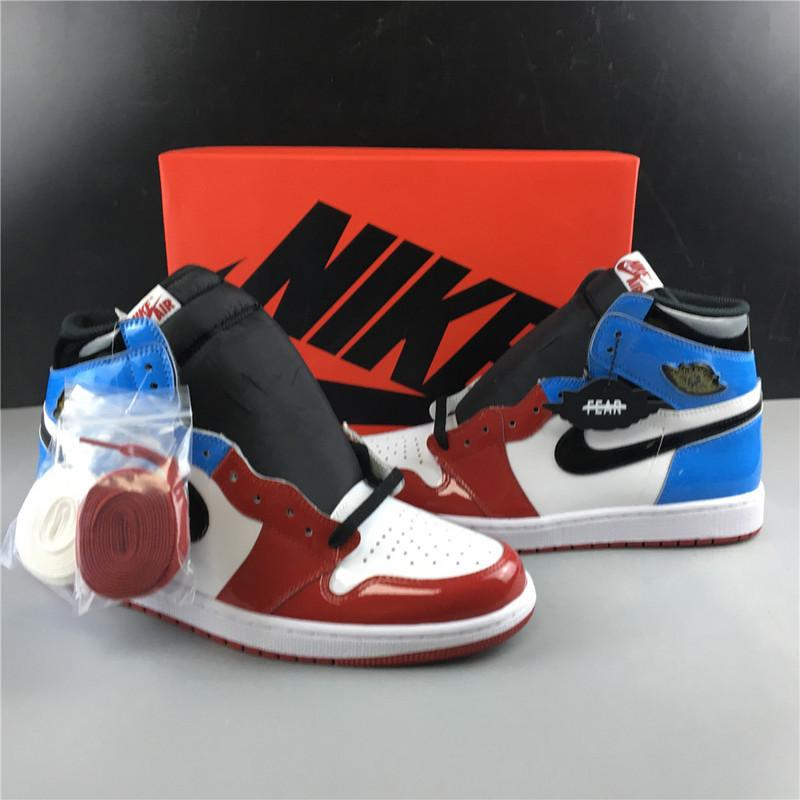 Air Jordan 1 High OG Fearless Released CK5666-100 Sale