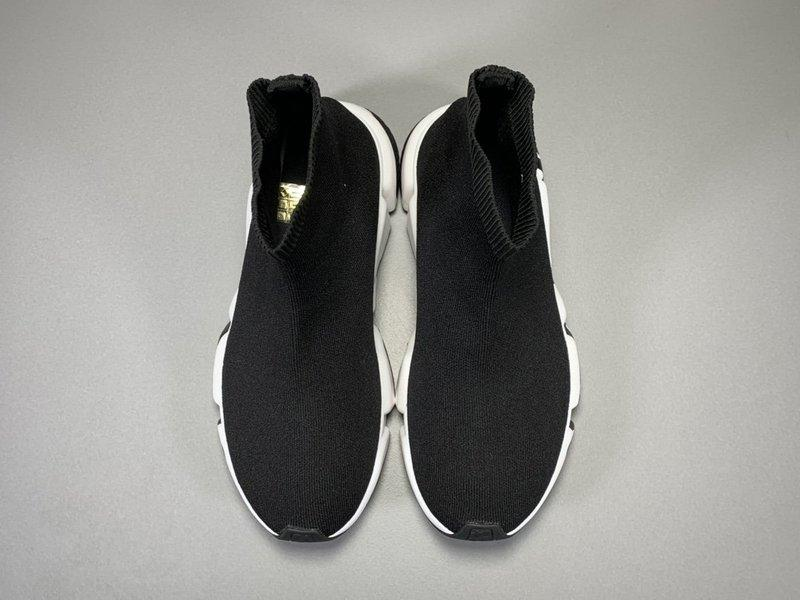 Balenciaga Speed Runner Black New