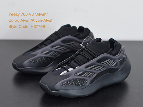 Yeezy 700 V3 Alvah H67799 Released
