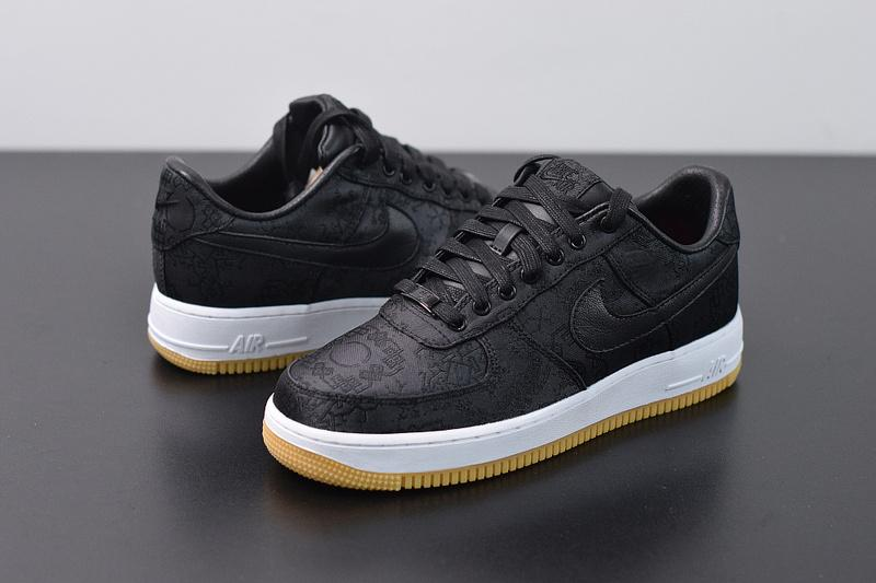 Fragment Clot x Air Force 1 PRM Black CZ3986-001