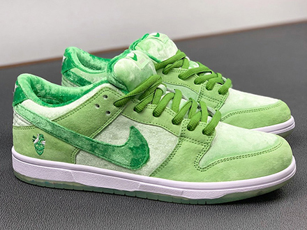 StrangeLove x SB Dunk Low Green CT2552-300 Sale