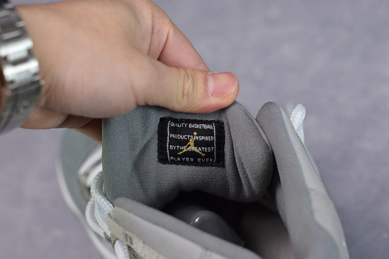 Air Jordan 11 Retro Cool Grey 378037-001 Released