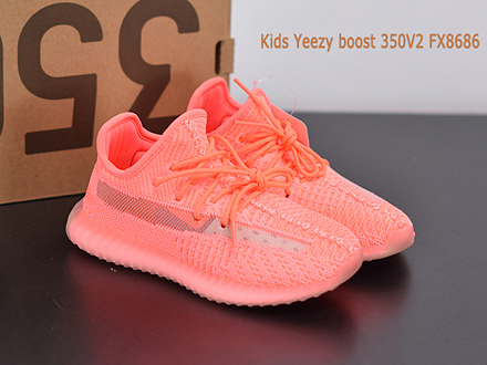 Kids Yeezy boost 350V2 FX8686 Released